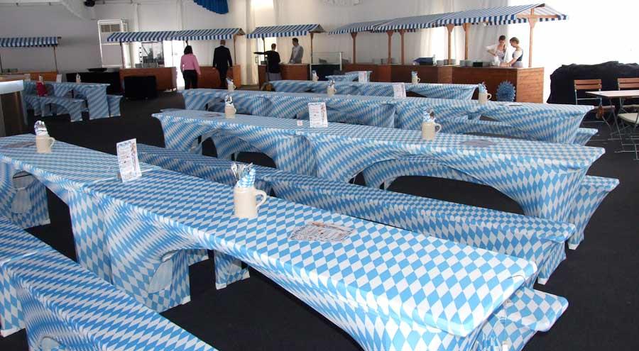 Zelt Deko Xxl : Event zubehör zelte und leichtbauhallen von leube